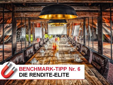 Benchmark-Tipp Nr-6 Die Rendite-Elite